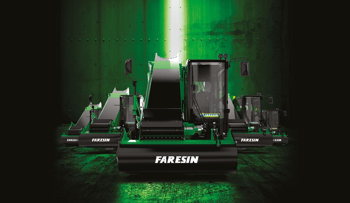 Équipements Lambert - Faresin PF Line