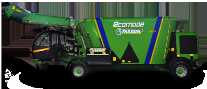 Faresin Leader Double Ecomode - Équipements Lambert