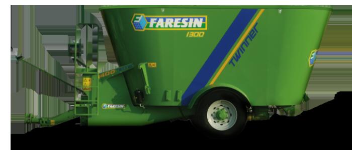 Faresin Twinner - Équipements Lambert