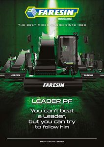 FARESIN New Leader PF Catalogue