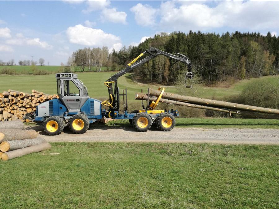 Forwarder LVS 520